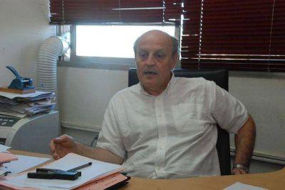 Reelección: Baudino prefiere la cautela