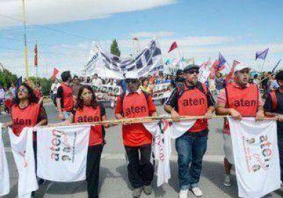 El gremio ATEN inicia una huelga de dos días