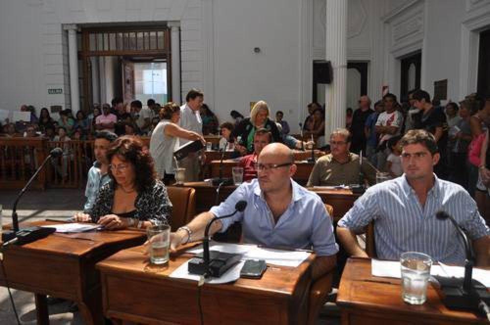 El Intendente vetó ayer tres ordenanzas que el Concejo había aprobado