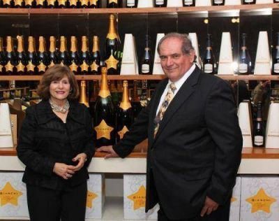 Bianchi celebró por el premio al mejor vino tinto del mundo