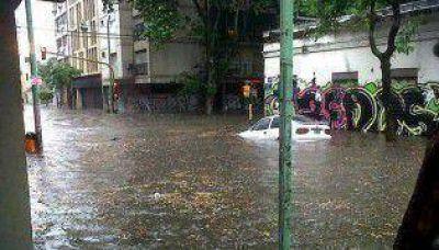 Ciudad y Provincia firman un acuerdo para frenar inundaciones