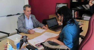 Cultura y la UARG firmaron un convenio por prácticas profesionales