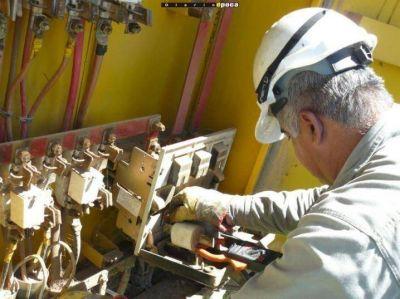 La DPEC alista entrega de material de seguridad para sus empleados