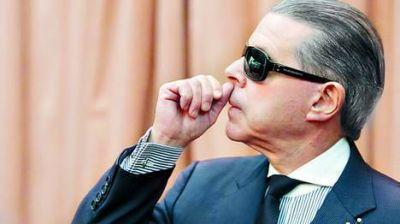 """Oyarbide se quejó a Berni por los policías """"coimeros"""""""