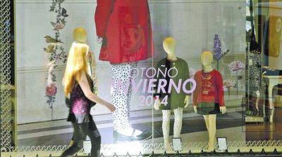 La ropa para el invierno llegó a las vidrieras con subas de hasta 40%
