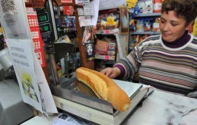 Desde el viernes 21 se conseguirá el pan a $ 18