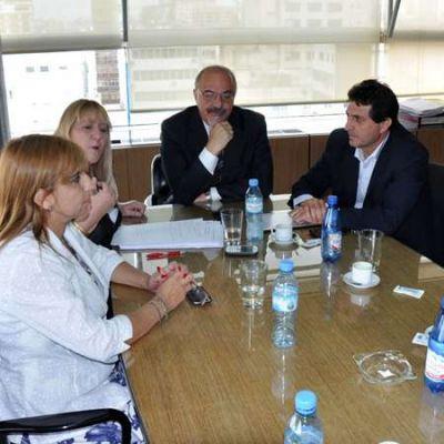 El ministro Tomada garantizó continuidad para el programa PIL