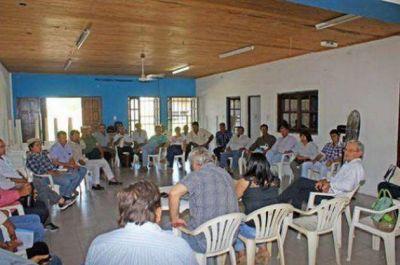 Los Consorcios Rurales reclaman el envío de fondos y la reglamentación del Instituto