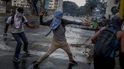 Venezuela: otras dos personas murieron en incidentes durante protestas