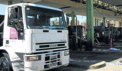 Camiones: Frenaron el pago extra de $185