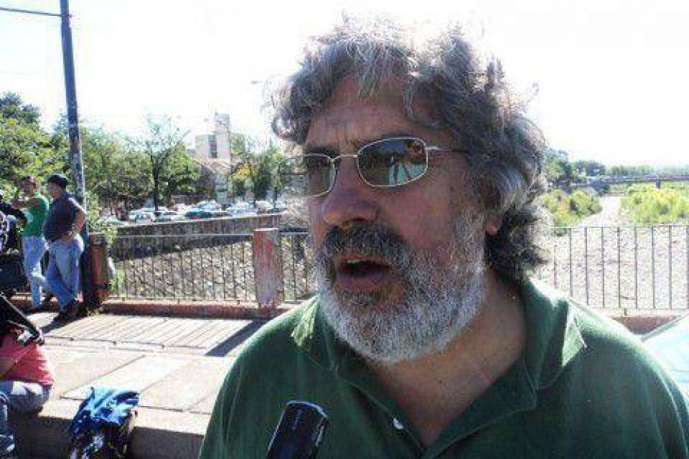 """Para Acosta hay """"una decisión política de confrontar y buscar que haya un estallido en Jujuy, pero nosotros vamos a tratar que eso no ocurra"""""""