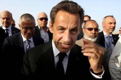 Sarkozy rompi� el silencio y rechaz� las acusaciones de corrupci�n