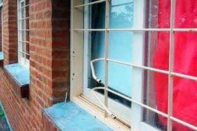 Fontana: Inician la reparación de una escuela dañada en hechos vandálicos