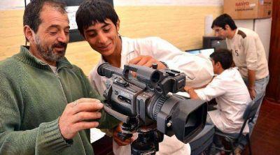 Estudiantes de San Rafael tendr�n canal de TV por aire