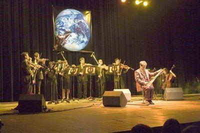 Salvador Trapani presentará su nuevo espectáculo en Pehuajó