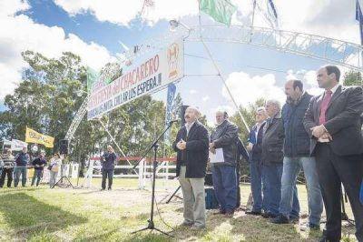 Se inauguró la 12° edición de la Fiesta del Chacarero en Chillar
