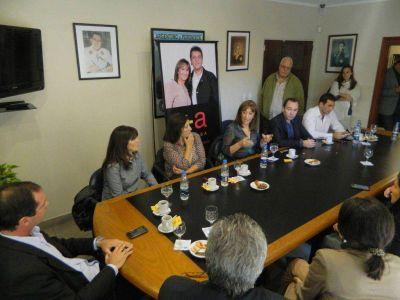 Mirta Tundis se reunió con la Comisión de Derecho Previsional del Colegio de Abogados