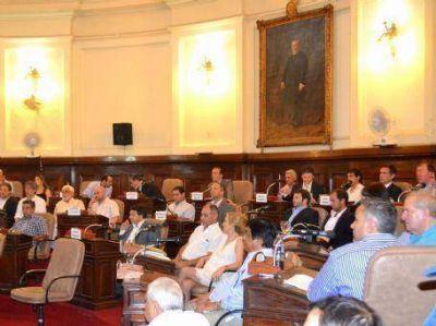 El Concejo Deliberante sesionó de forma extraordinaria para conmemorar el día de la Memoria
