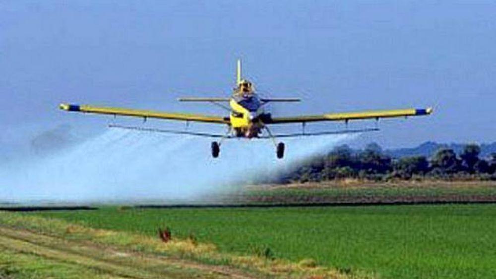 """Ley de Agroquímicos:""""Si bien hay errores, hay que reglamentarla lo antes posible"""""""