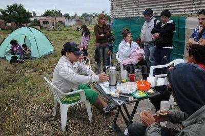Liceo Norte: unas 40 familias quieren edificar en la plaza