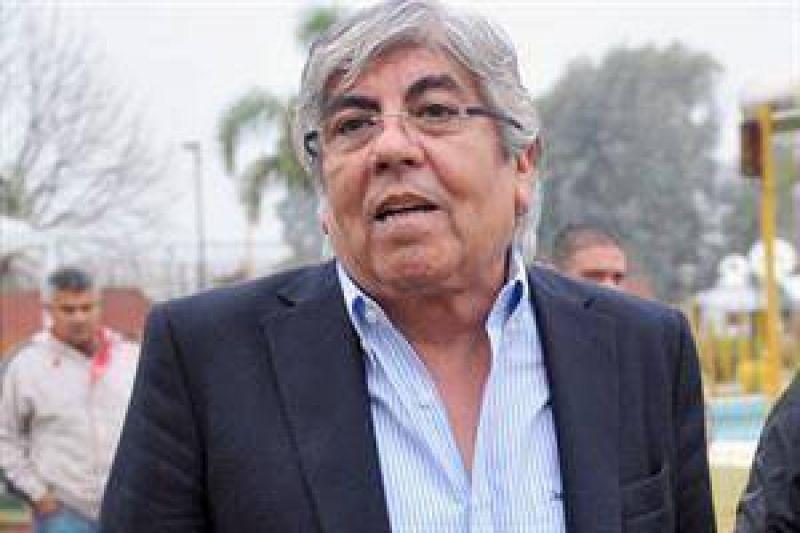 Hugo Moyano y Luis Barrionuevo definirán el martes cuándo será el paro nacional