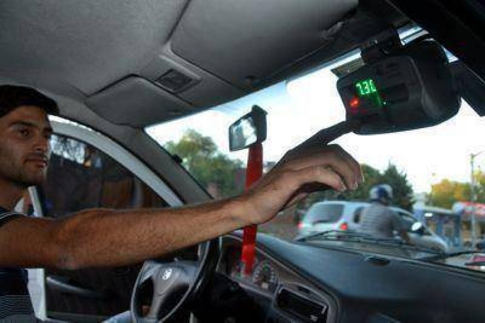 Un sector de los trabajadores del volante no quiere aumentar la tarifa