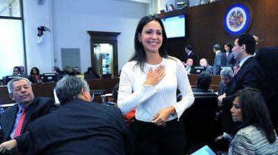 Argentina y Brasil bloquearon un debate en la OEA sobre Venezuela