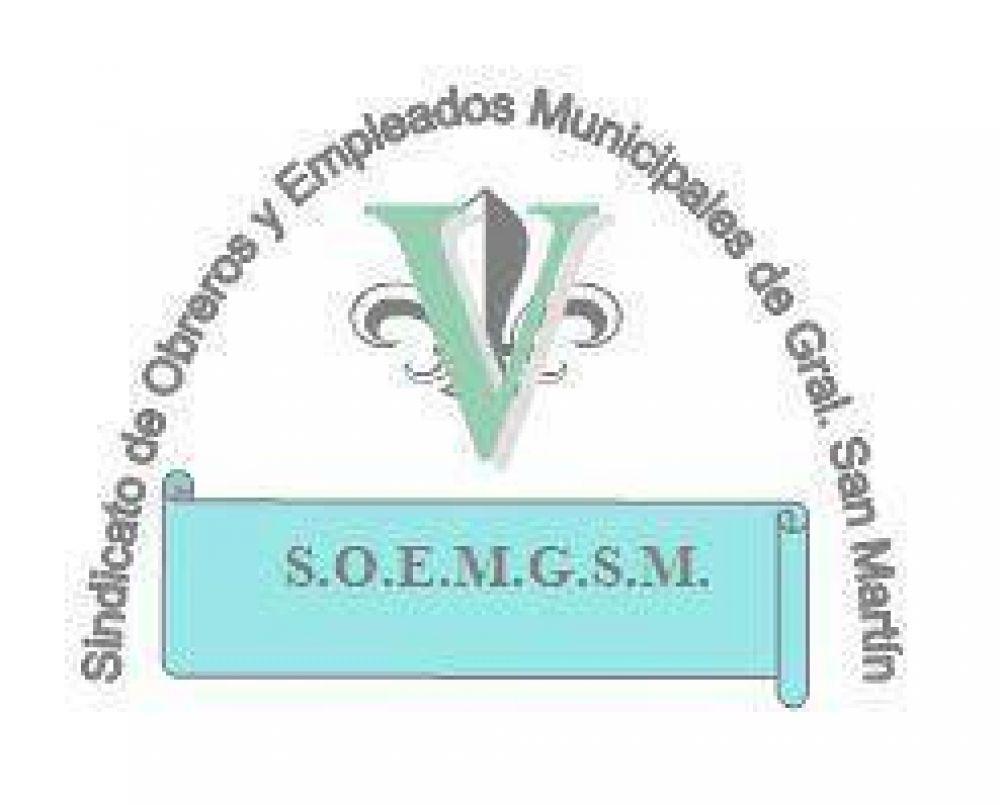 San Martín – Miércoles de protesta en la municipalidad