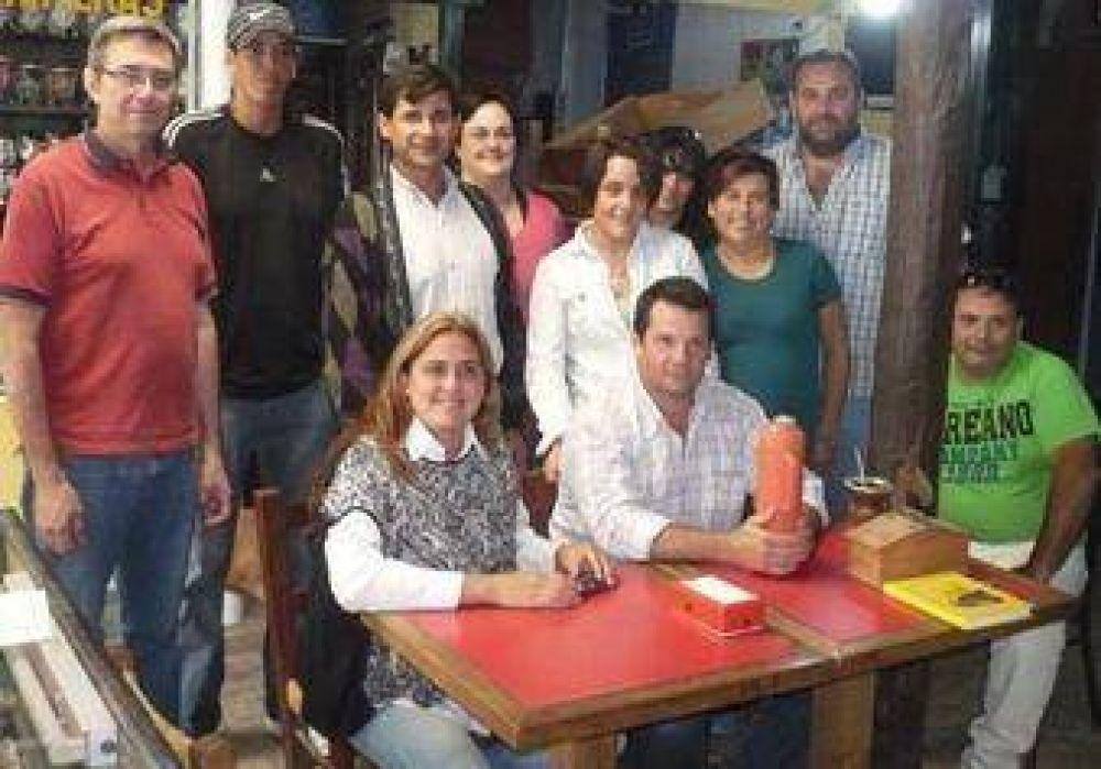 ATE: Opiniones y apoyos en Areco
