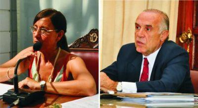 Glorio pide independencia, Passaglia le exige austeridad
