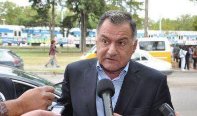 Pereyra reclam� a la justicia que investigue las usurpaciones de terrenos