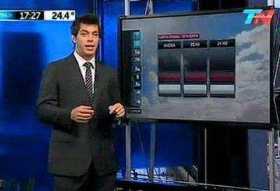 """Para meteorólogo bahiense de TN, Argentina """"está en el segundo puesto de frecuencia de tornados en el mundo"""""""