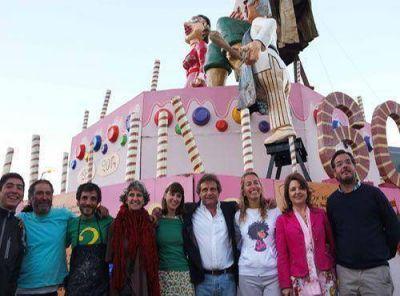 Ya se vive la Semana Fallera Valenciana en Mar del Plata