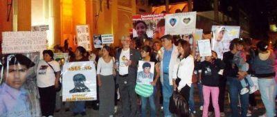 Isa convocó a los Familiares de Víctimas de la Impunidad para el lunes