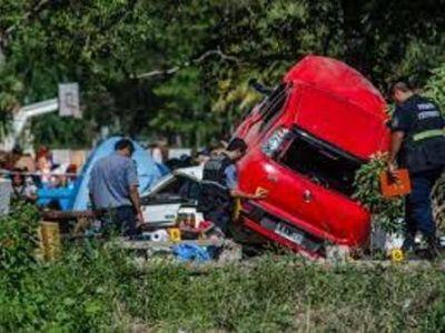 Esperan justicia por la muerte de los hermanos en la tragedia de Campo Quijano