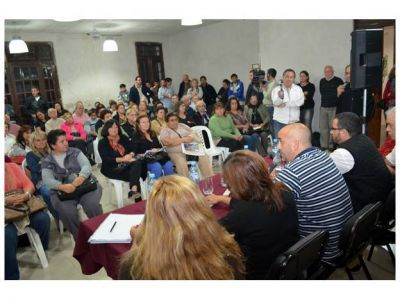 Santo Tomé: se realizó la reunión convocada por el intendente para analizar la seguridad pública