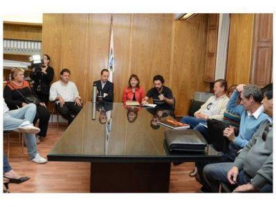 Paritaria Municipal: Los gremios evaluarán la nueva propuesta