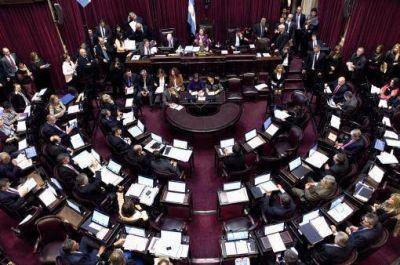 El Senado debatir� el mi�rcoles el acuerdo con Repsol por YPF