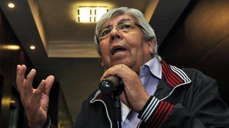"""Moyano espera que el Gobierno """"escuche y de respuesta"""" a reclamos de los gremios"""