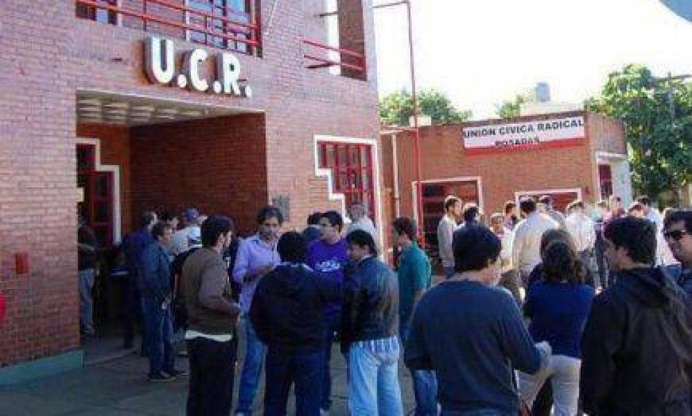 A pesar de la decisión judicial, la UCR suspendió el llamado a internas