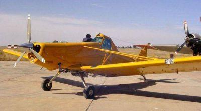 Avión agrícola mendocino fue aprobado para volar en Estados Unidos