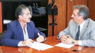 El Banco Chubut y el IPV financiarán en conjunto viviendas en Puerto Madryn