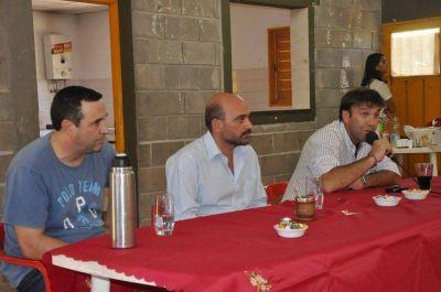 Gran apoyo de la Provincia a la producción olivícola