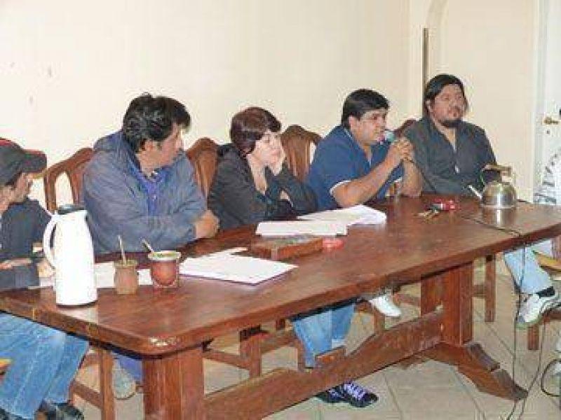 Municipales de Río Turbio también piden llegar a los 11 mil pesos