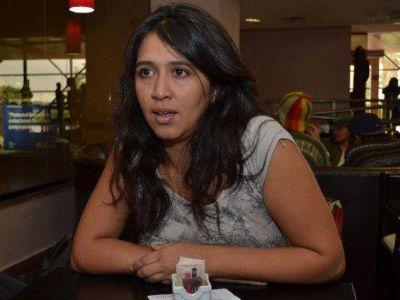 """Victoria Montenegro: """"Algo adentro tuyo siempre espera a los desaparecidos"""""""
