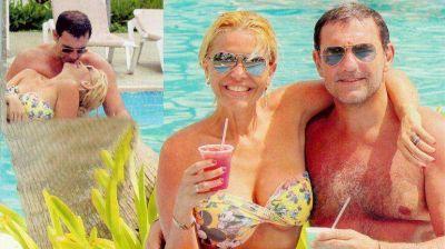 Encontraron muerto a Fabian Rodriguez, marido de Nazarena Vélez
