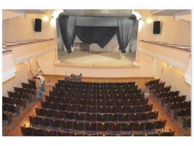 El jueves Victoria se prepara para reinaugurar su Cine Teatro