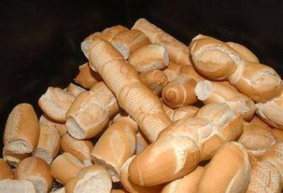 En Rafaela ya hay pan a $18 el kilo