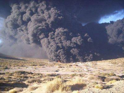 No hubo derrame de petróleo en Malargüe, funcionaron los diques y no peligraron los cauces hídricos
