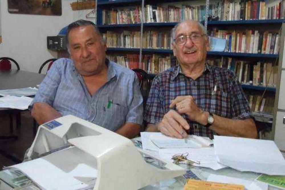 Asamblea de la Asociación de Jubilados local